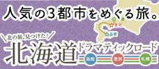 函館・登別・札幌 人気の3都市をめぐる旅「北海道ドラマティックロード」