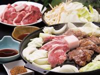 ジンギスカン100分間食べ放題付き!札幌ホテルステイ