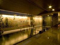 【滞在中レンタカーSクラス1台&金箔貼り体験付】天然温泉大浴場完備♪~加賀の湧泉~ドーミーイン金沢