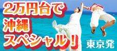 【羽田発】2万円台で行く沖縄の離島