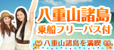 【羽田発】石垣島を拠点に離島めぐり♪お気に入りの島を見つけよう♪