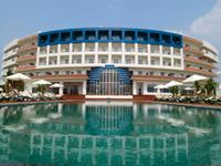 【久米島】真夏の久米島☆7-9月出発!サンセットの美しいホテル  サイプレスリゾート久米島
