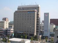 10-3月【福岡発着】JALで行く松山!松山駅より徒歩3分♪松山スカイホテル