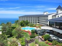 【香川】往復フェリー付!瀬戸内海一の夕陽が楽しめる♪リゾートホテル オリビアン小豆島