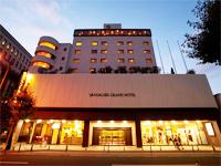 ≪7-10月SALE≫清々しい爽やかな山形へ!帰省・観光・ビジネスに最適な山形市内ステイ♪山形グランドホテル