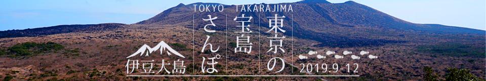 現地ガイドと歩く!三原山ネイチャートレッキング&満天の星空を観察プラン