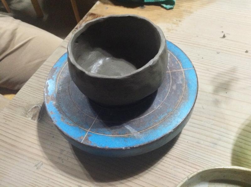 陶芸 大島焼 粘土の手ひねり体験