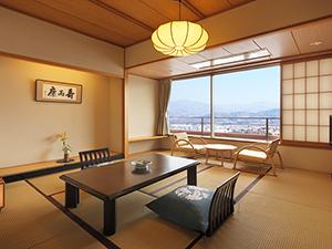 かみのやま温泉 日本の宿 古窯《月の館》