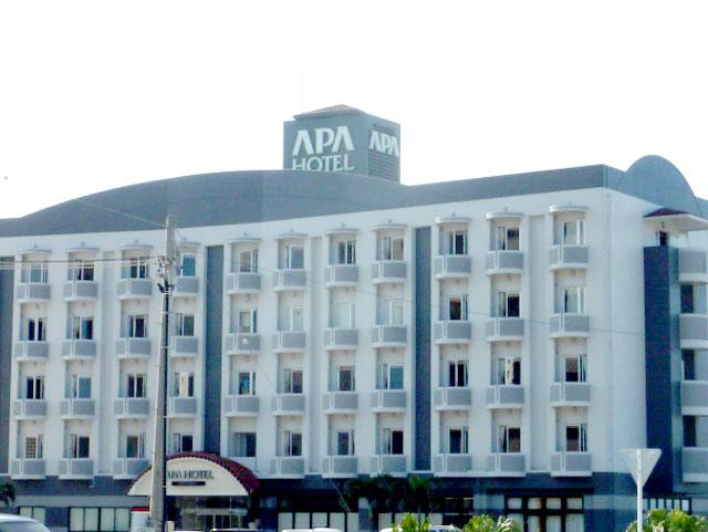 アパホテル石垣島