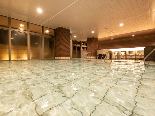大浴場「なごみの湯」