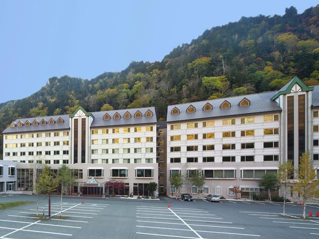 層雲峡温泉朝陽リゾートホテル