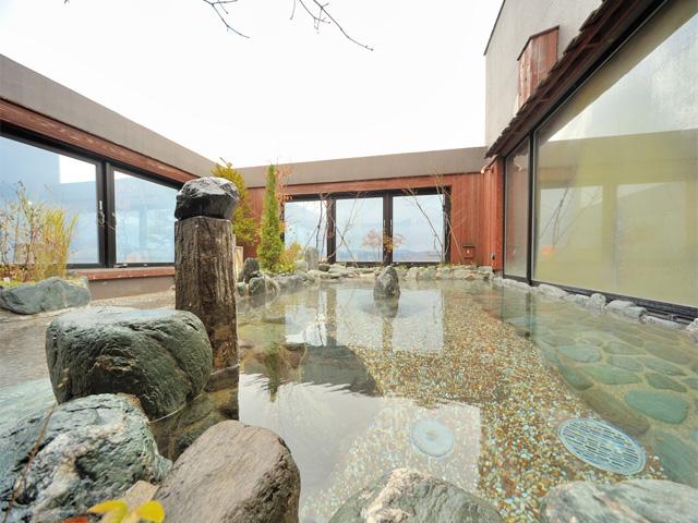 天然温泉「岩木桜の湯」