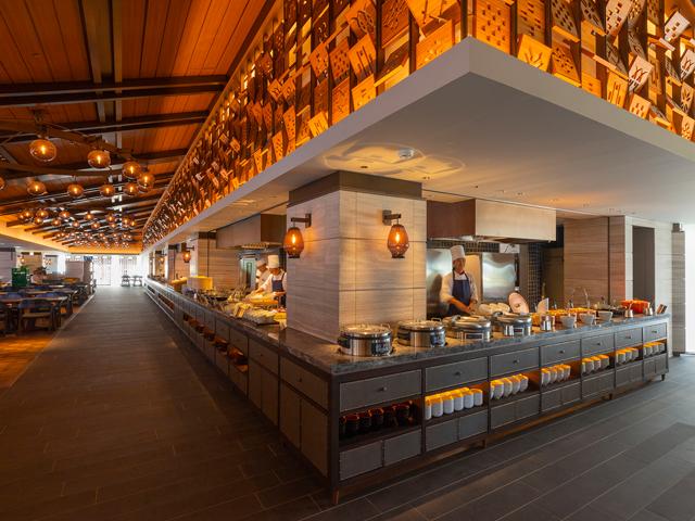 ビュッフェレストラン ISHIGAKI BOLD KITCHEN