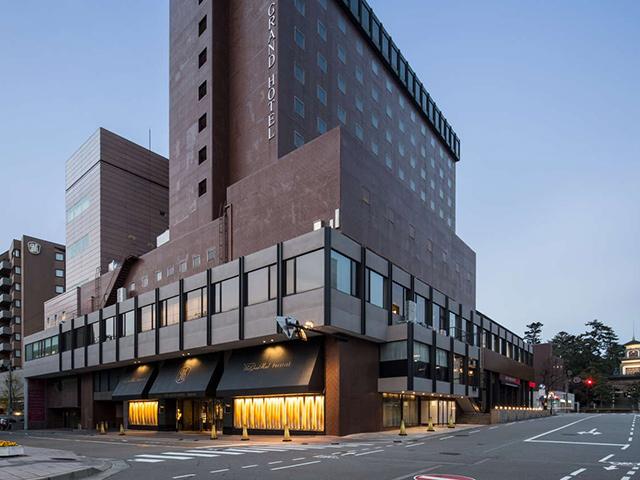 金沢ニューグランドホテルプレステージ(旧:金沢ニューグランドホテル)