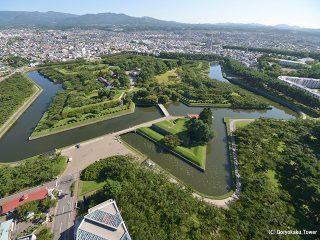 函館の人気観光スポットはココ!レンタカーで巡る1日モデルコース