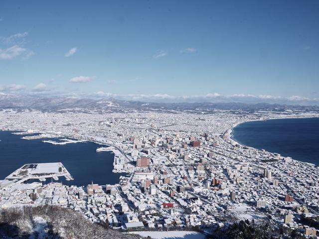 函館・湯の川・大沼のおすすめ旅行プラン・モデルコース