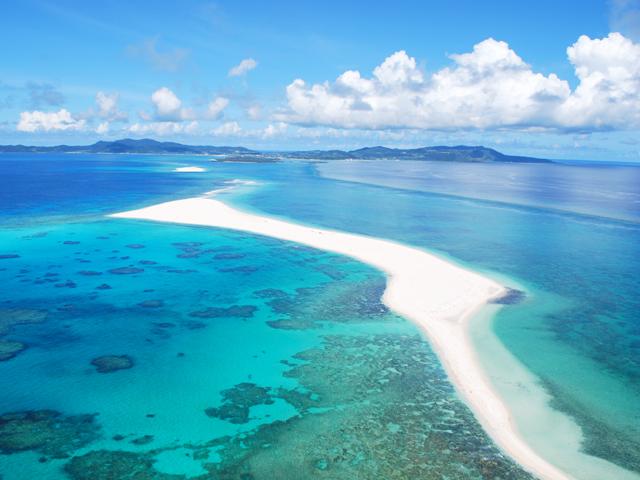 久米島のおすすめ旅行プラン・モデルコース