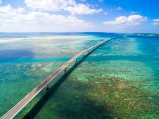 SNS映えフォトジェニックスポット満載!宮古諸島5島めぐり絶景1日周遊観光モデルコース