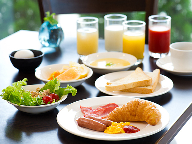 朝食 バイキングイメージ
