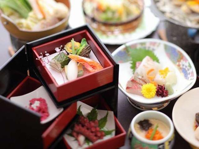夕食:宴会場【料理長おまかせ会席】イメージ