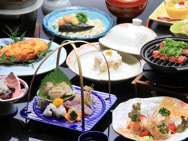 お食事処orレストラン