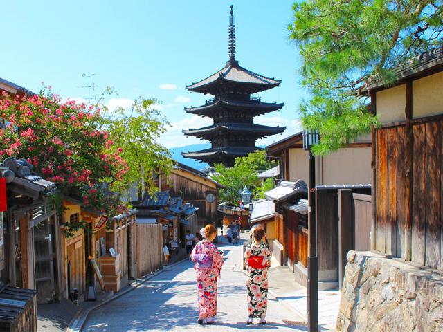 京都のおすすめ旅行プラン・モデルコース