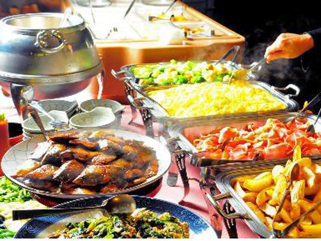 レストラン『南風』(朝食会場)