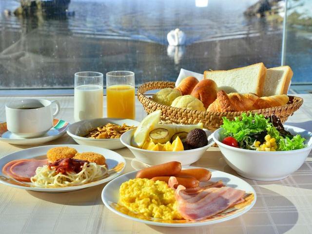ルーペーニュ 朝食