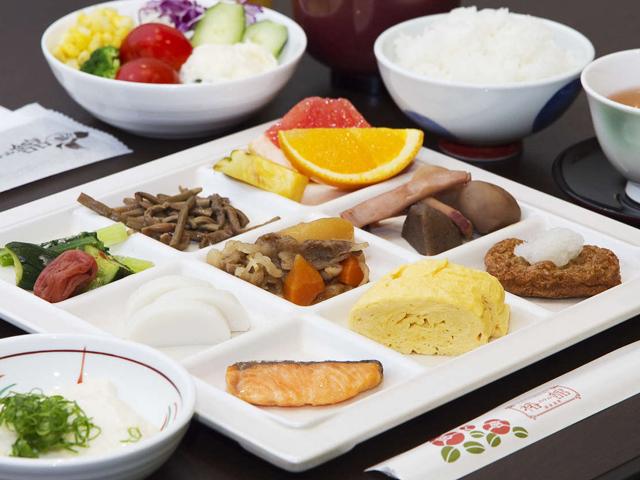 レストラン Buffet TSUBAKI 朝食