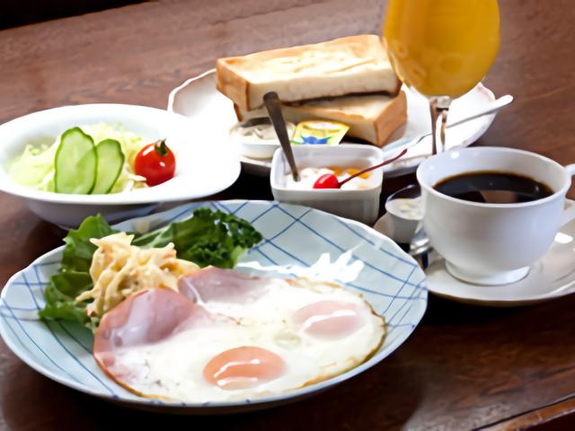 朝食 (洋食)