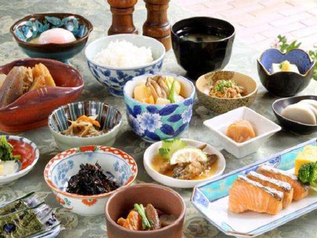 朝食(和食) ※イメージ