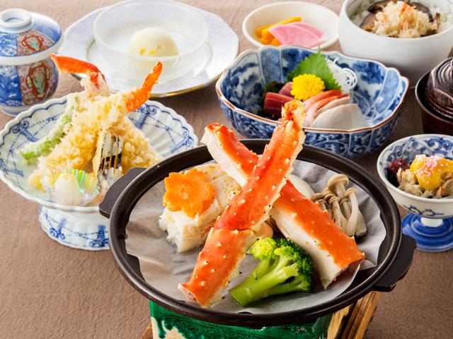 和食「からまつ」