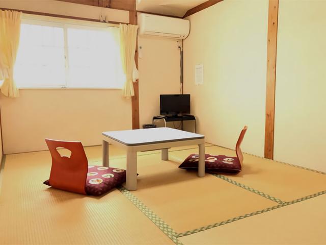 和室(6~12.5畳) ※客室例
