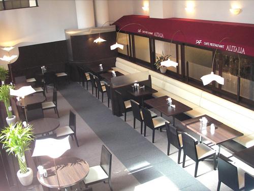 レストラン「アリタリア」