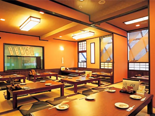 レストラン『宮本食堂』(朝食会場)