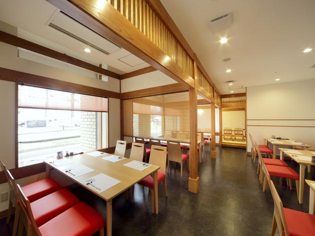 レストラン「八島」