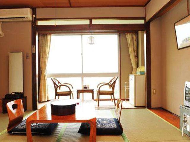 和室 (8畳~) ※客室例