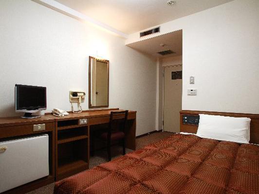 シングルルーム (13㎡) ※客室例