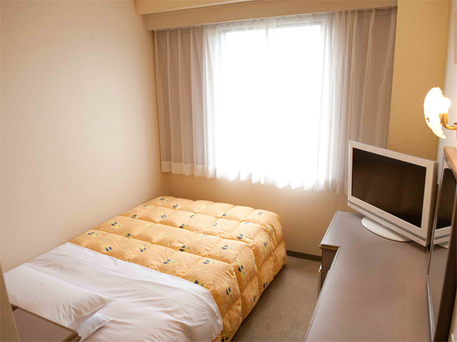 シングルルーム (12~13㎡) ※客室例