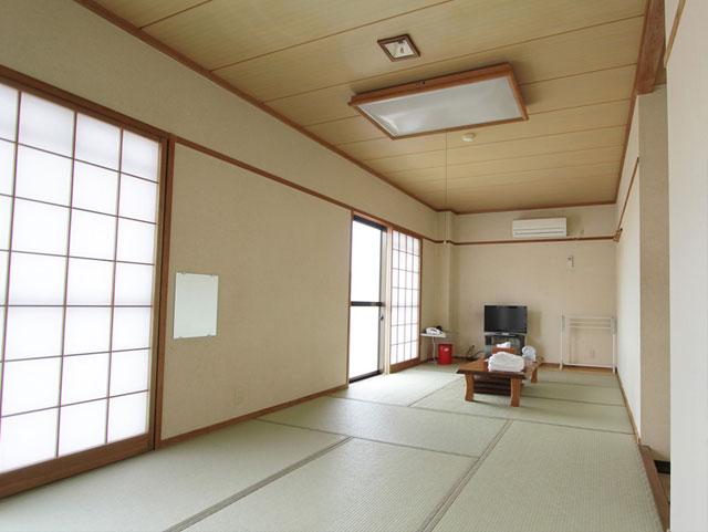 和室 (6~12畳) ※客室例