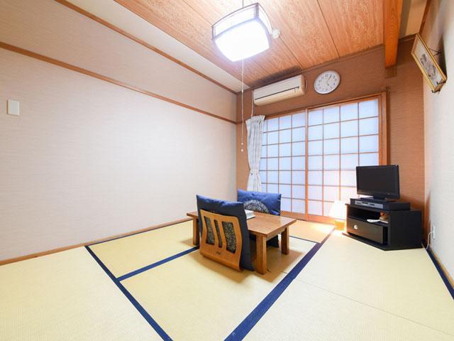 和室 (6~10畳) ※客室例