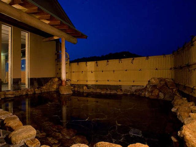 天然温泉『湯殿 水哉閣』