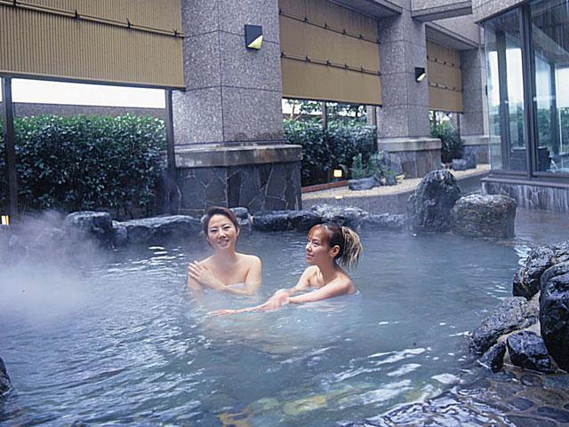 大浴場(サウナ)