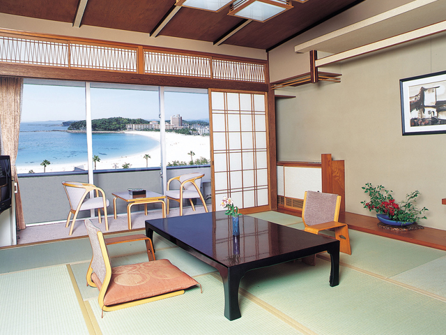 一般客室和室10畳(2-7階)