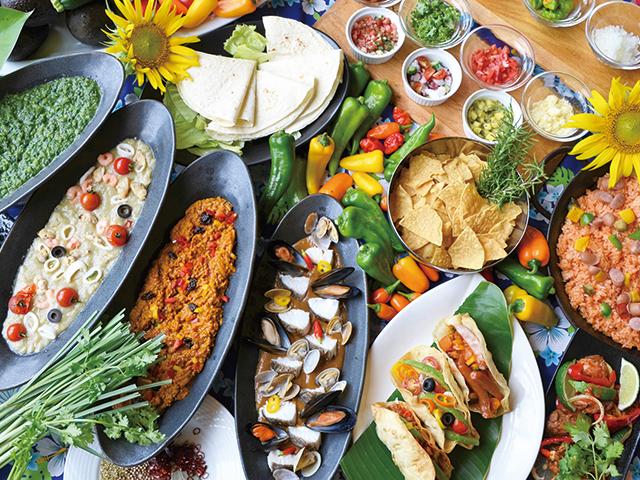 サンタモニカサンセット レストラン