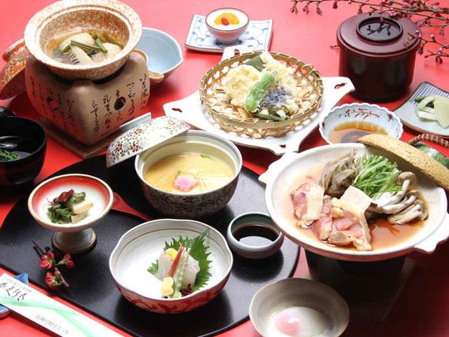 レストラン(夕食)