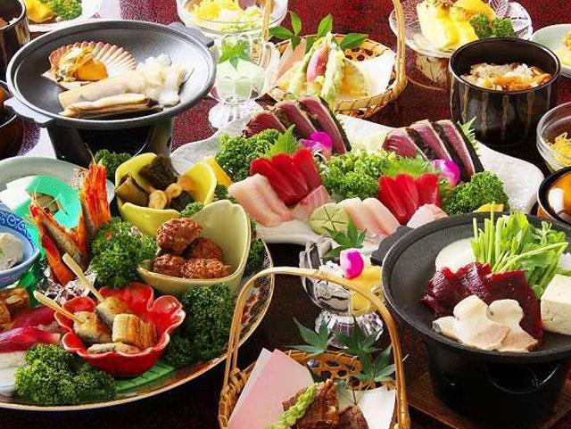 お料理 (部屋食)