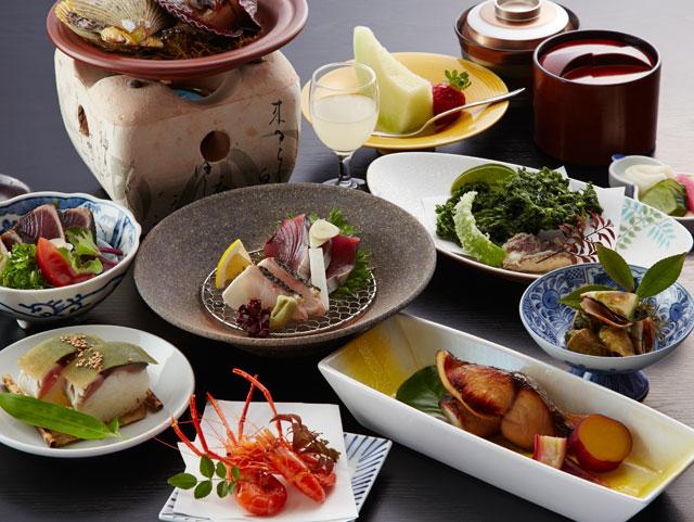 旬菜料理『山川海』