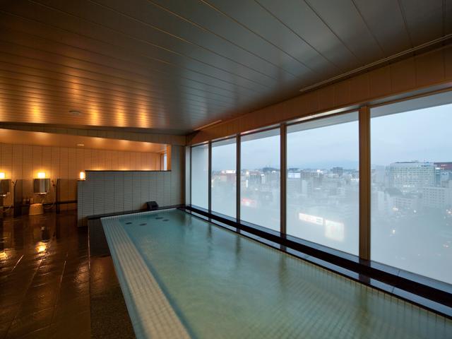 大浴場『中州山笠の湯』
