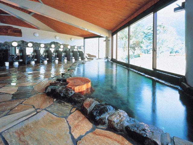 温泉大浴場『神の湯』